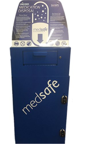 Medsafe Medication Disposal BocxImage
