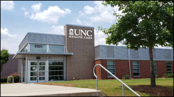 UNC Learning Street location