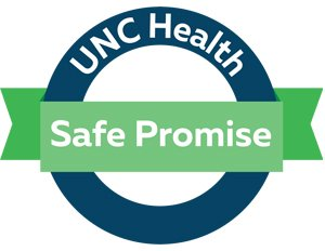 UNC Health Safety Promise seal