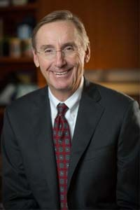 UNC Health Care CEO William Roper